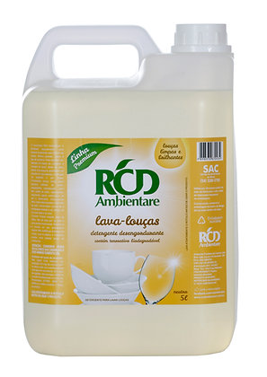 Lava-Louças Premium 5 litros