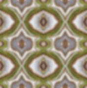 green linen fabric 6000-5