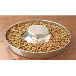 Stainless Steel Puppy Feeding Bowl