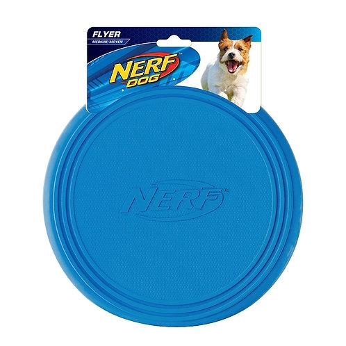 Nerf Dog Rubber Flying Disc