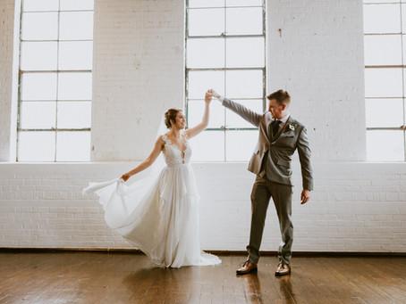 Taryn & Adam's Ambient Plus Studios Wedding