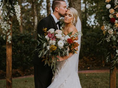 CC & Kevin | Wheeler House Wedding in Ball Ground, GA
