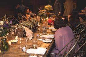Bacchanalia Star Provisions Jewish wedding