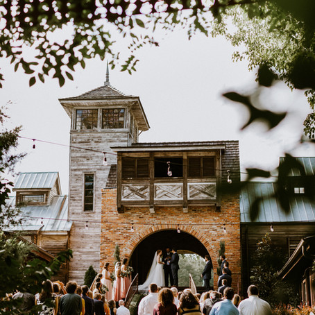 Alaina & Cameron's Cherry Hollow Farms Wedding