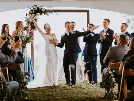 Ines & Garrett's Tatum Acres Wedding
