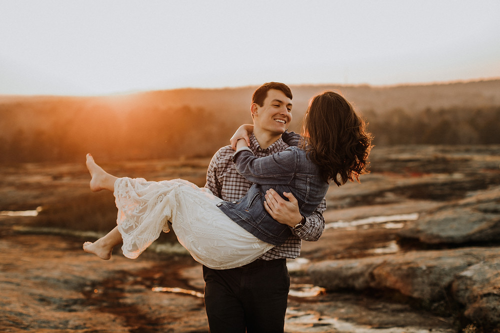 Ideas for Atlanta engagement session location
