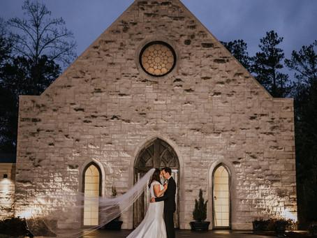 Morgan and Andrew | Ashton Gardens Wedding in Atlanta, GA