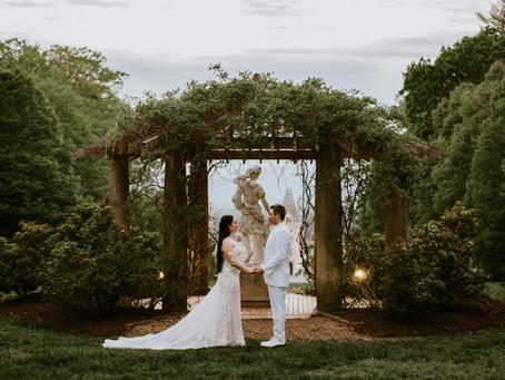 Roman & Honors Biltmore Mansion Wedding