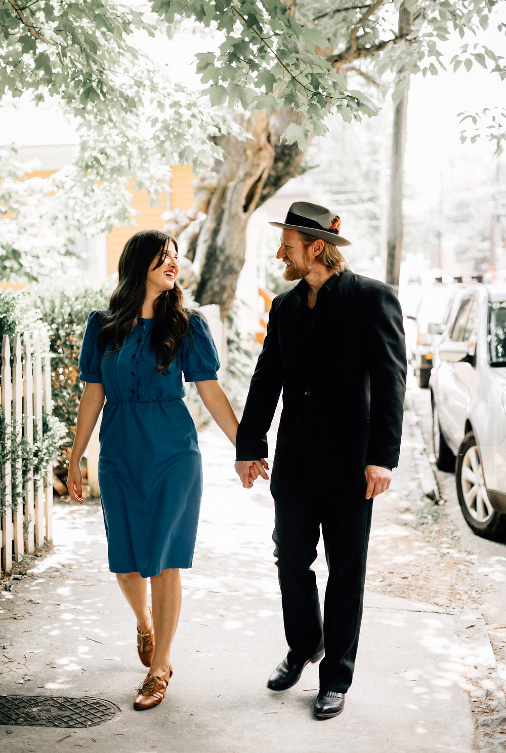 Authentic engagement pictures