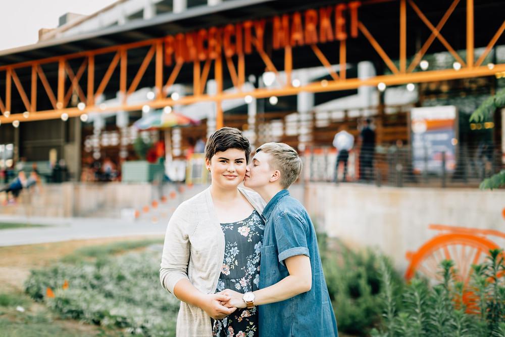 Ponce City Market engagement
