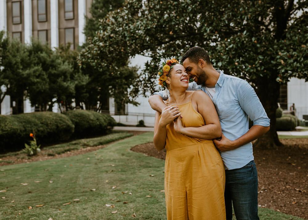 Atlanta Engagement Session