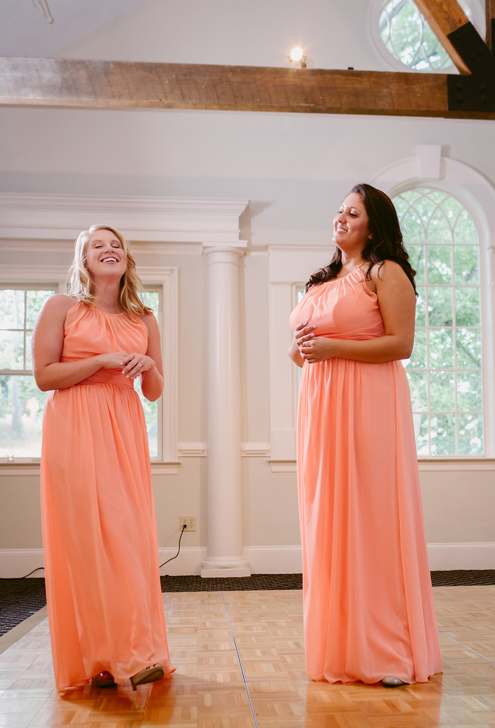 Bridesmaids speeches