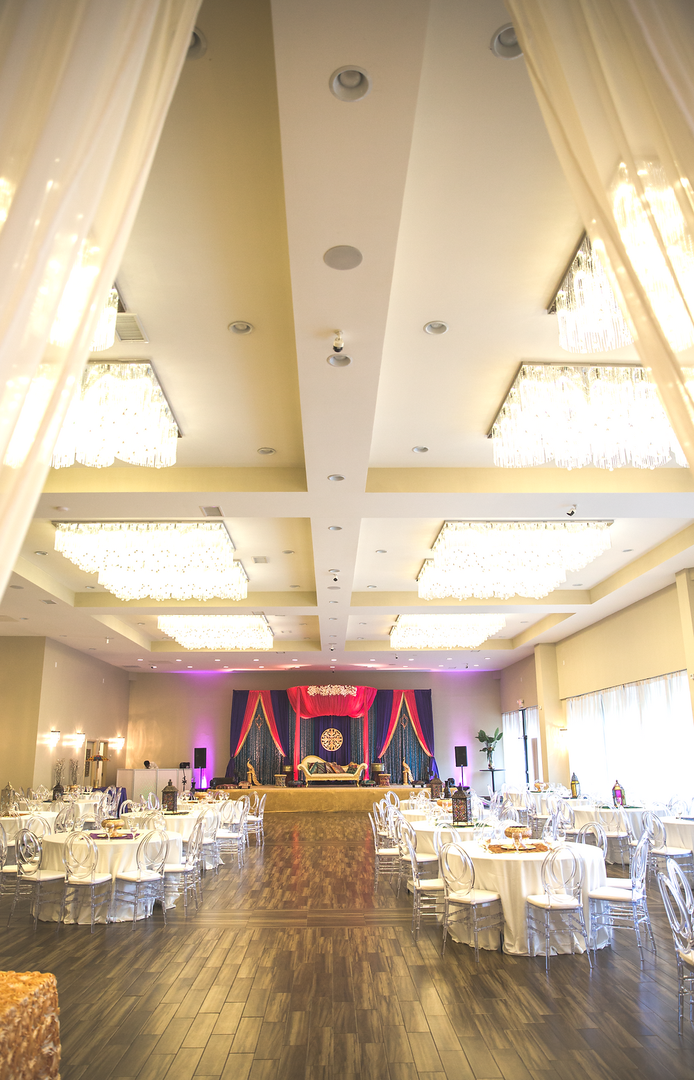 The Opal Event Hall Atlanta Indian Wedding Venue