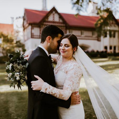 Laura & Jose's Callanwolde Wedding