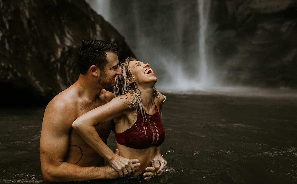 Toccoa Falls Engagement