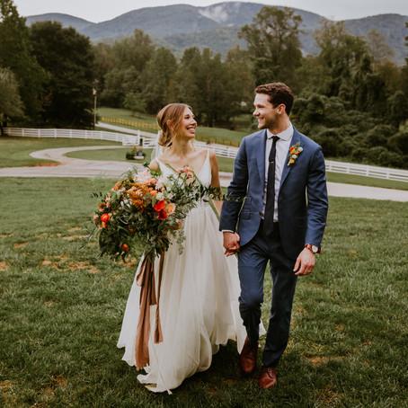 Ansley & Will's Ruins At Kellum Valley Wedding