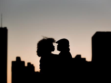Atlanta Wedding Photographers | Old Fourth Ward Park | Atlantic Station's Millennium Gate | Jack