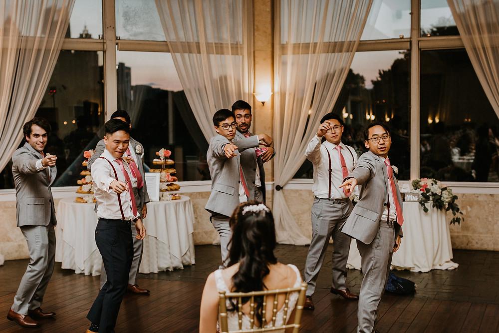 Atlanta Industrial Wedding