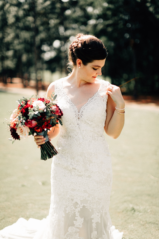 Bridal portrait Aiken