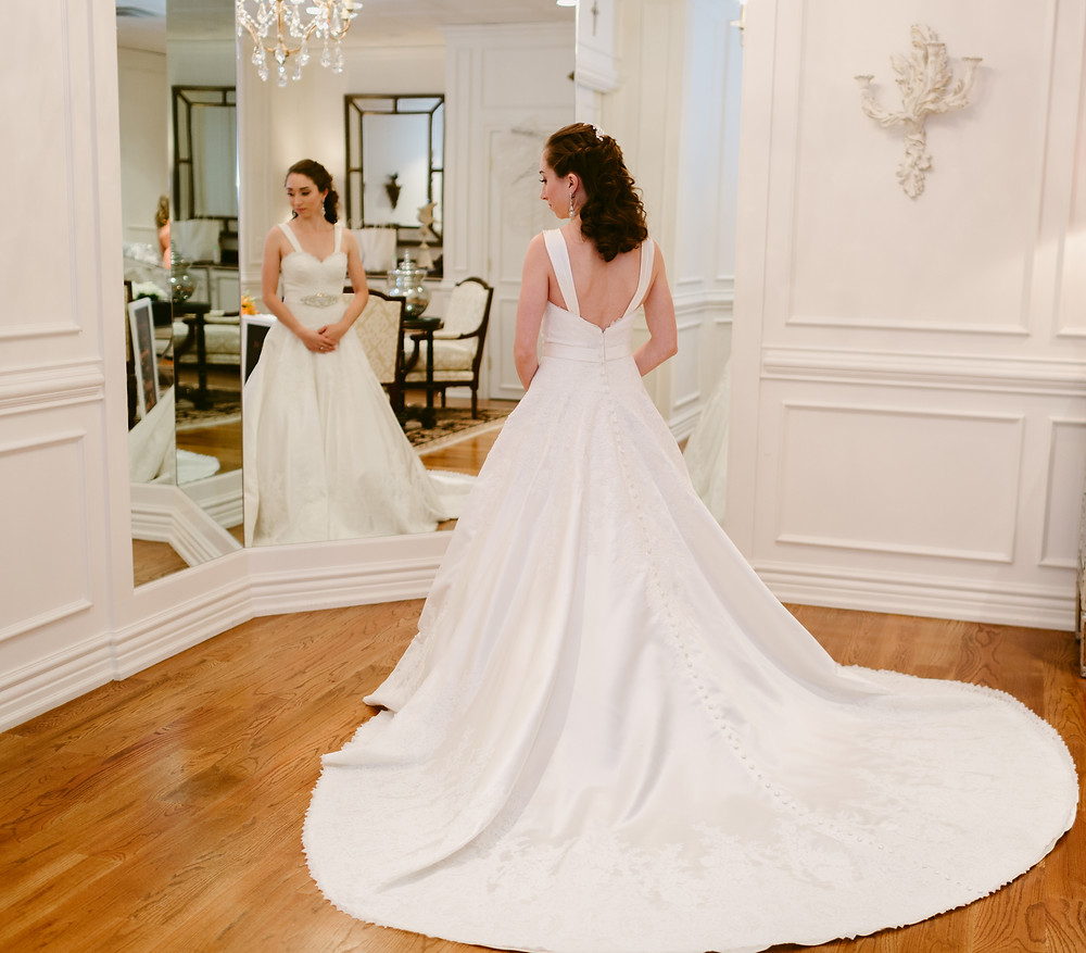 Cathedral of Christ the King bridal room