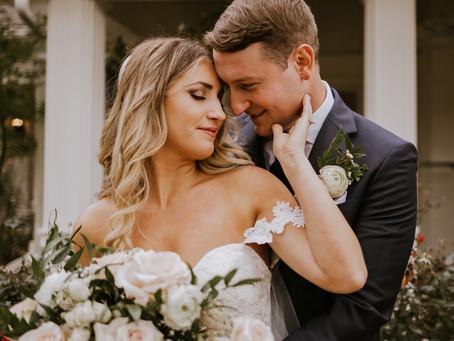 Christen & Nick | Little River Farms Wedding in Alpharetta, GA