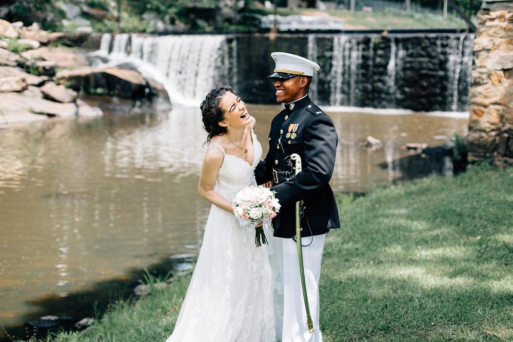 Fayetteville, GA wedding reception venues