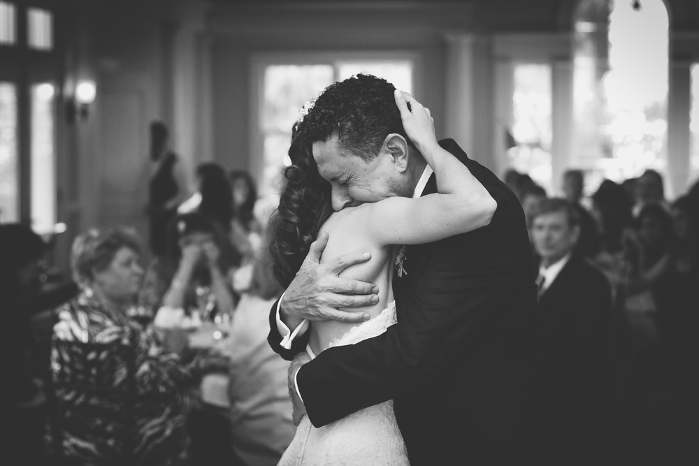Father daughter dance Atlanta Wedding photographers Chastain Horse Park