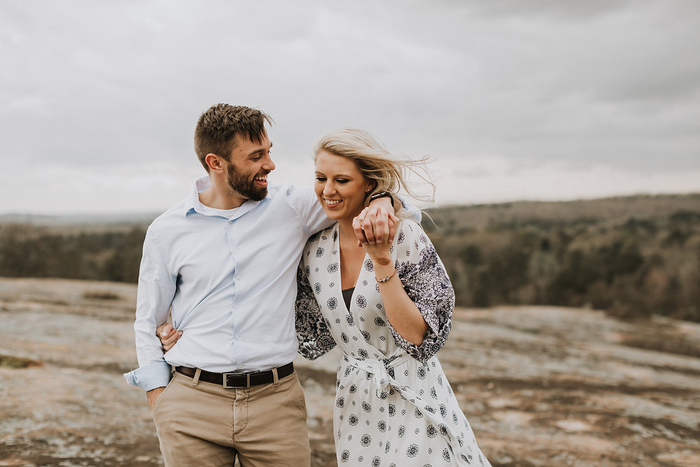 Atlanta Engagement Session Locations