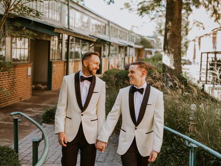 Kevin & Derek | King Plow Wedding in Atlanta, GA