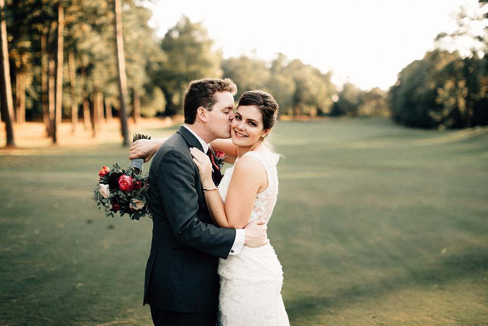 Aiken boho wedding