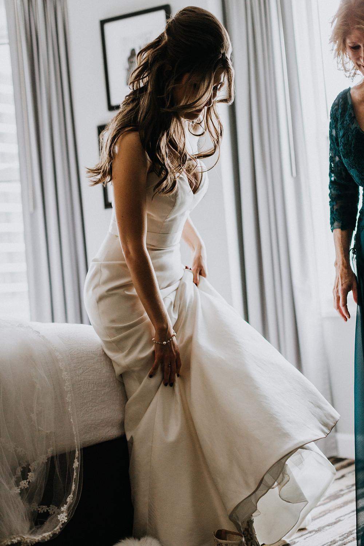 Wedding day hotels downtown Atlanta