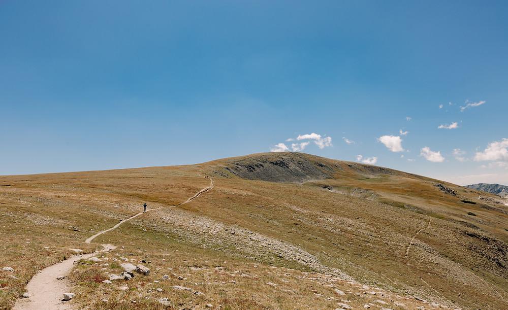 Mount Ida Rocky Mountain National Park