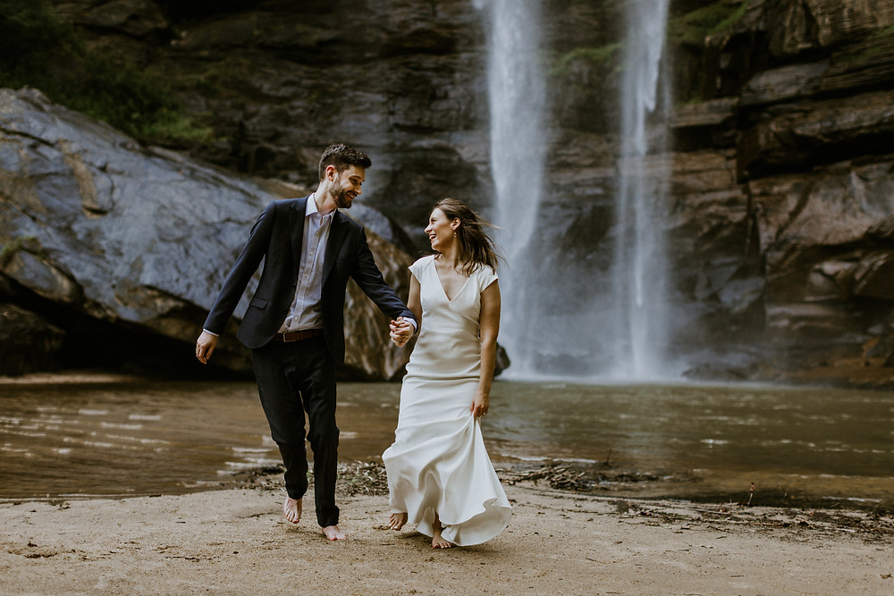 Taccoa Falls Wedding Photographer
