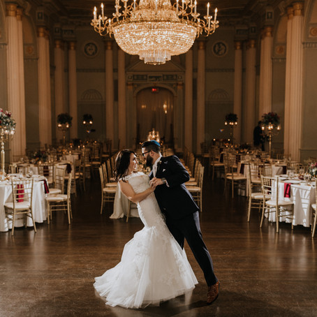 Shari & Mike's Biltmore Ballrooms Wedding
