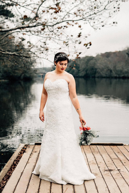 Atlanta Bridal Portraits