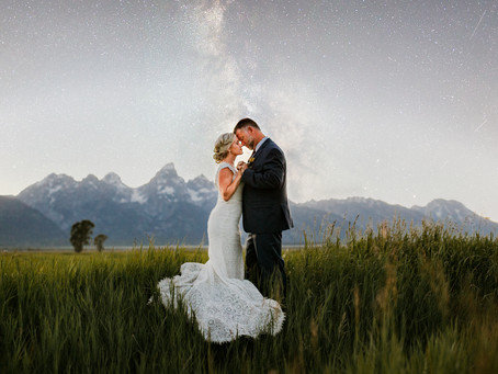 Kanella & Brian | Grand Teton Elopement
