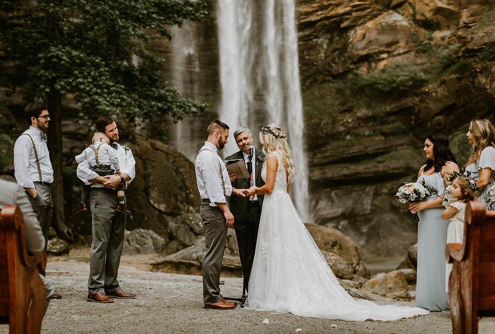 Toccoa Falls Ring Exchange