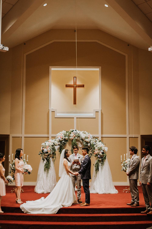 atlanta church wedding
