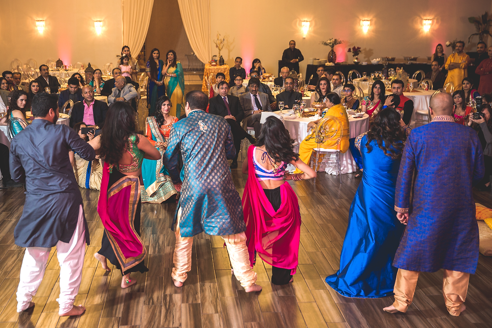 Mehndi and Sangeet at Opal Event Hall Atlanta