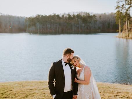 Amanda & Ryan's Foxhall Resort Wedding