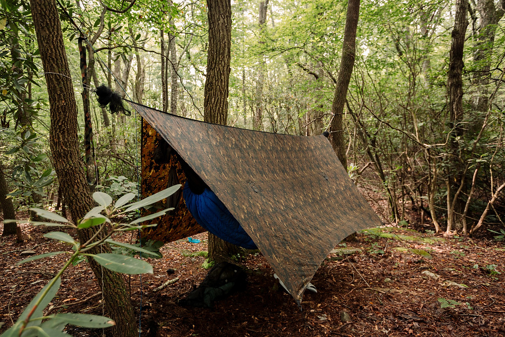 Advanced hammock setup