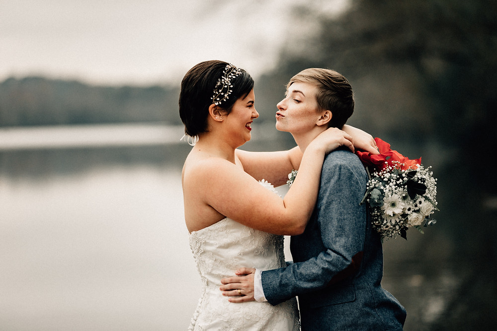 Atlanta LBTQ Wedding