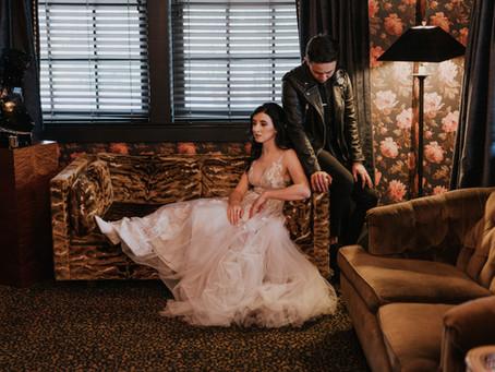 Ashley & Kevin | Ponce City Market Intimate Wedding