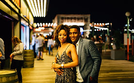 Wedding Wire review from Skyline Park at Ponce City Market