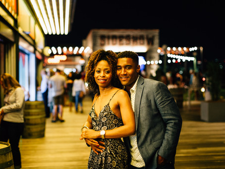 Magical Rooftop Proposal at Ponce City Market's Skyline Park
