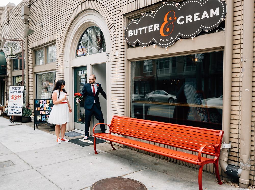 Butter and Cream Decatur ice cream