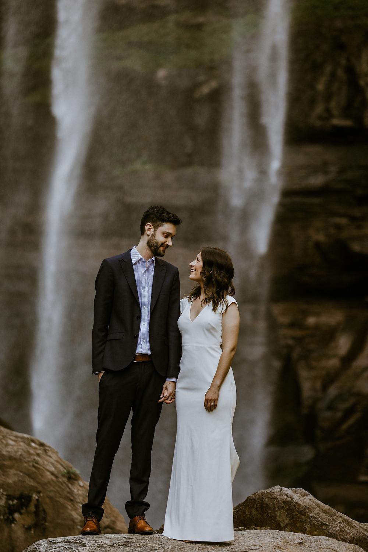 Taccoa Falls Elopement
