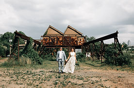 Wedding Wire review from The Goat Farm Atlanta