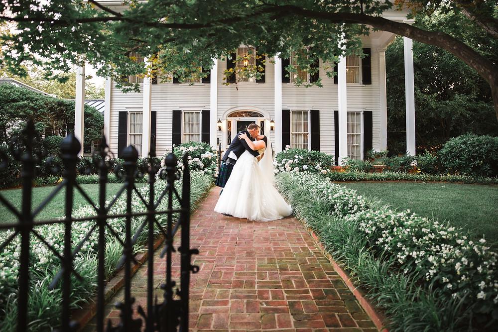 Flint Hill Norcross Wedding Photos