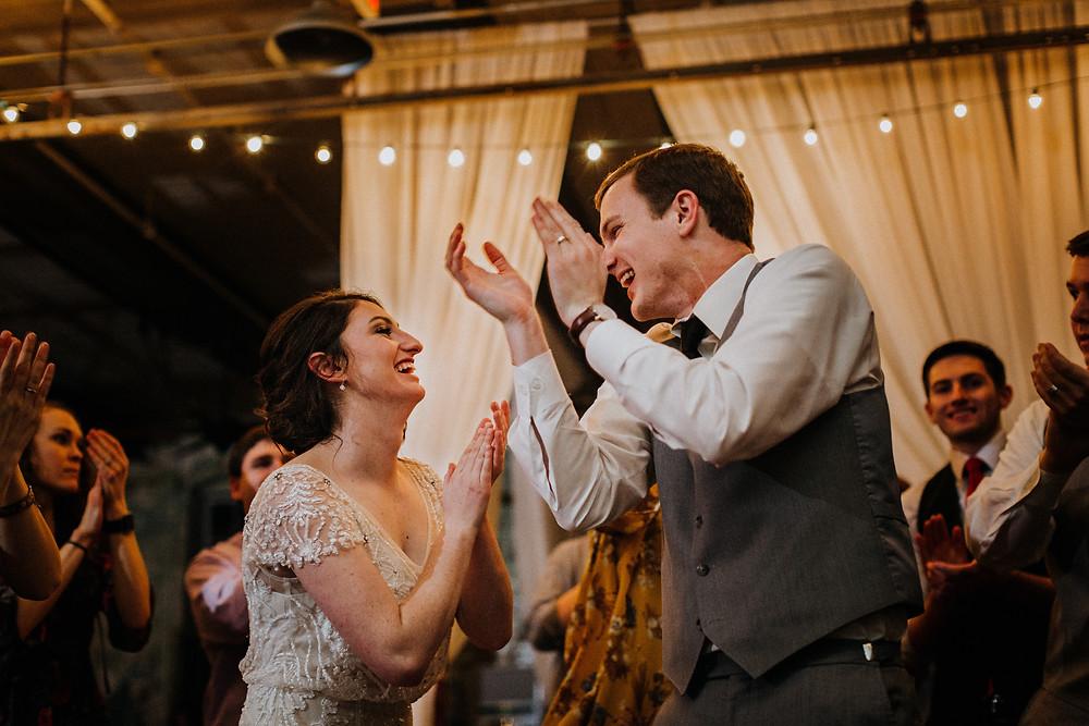 Atlanta Wedding Reception